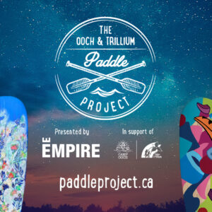 Paddle Project Poster